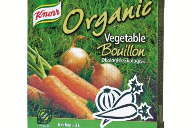 Knorr wprowadza ekologiczne kostki rosołowe