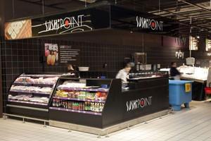Carrefour w przyszłym roku podwoi liczbę stoisk z sushi w swoich sklepach