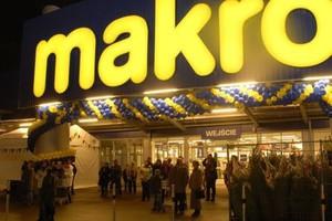 Metro sprzedaje hurtownie Makro w Grecji. Skupi się na innych rynkach