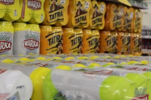 Rośnie sprzedaż piwa w supermarketach i dyskontach