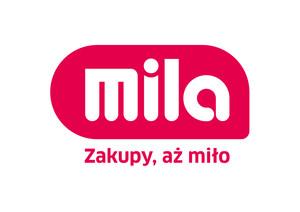 Zdjęcie numer 1 - galeria: MILA - nowa sieć supermarketów na polskim rynku (zobacz logo)