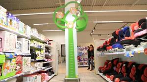 Zdjęcie numer 4 - galeria: Hipermarket Tesco, który ma odzwierciedlać potrzeby współczesnego klienta - zdjęcia