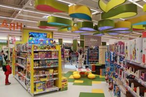 Zdjęcie numer 5 - galeria: Hipermarket Tesco, który ma odzwierciedlać potrzeby współczesnego klienta - zdjęcia