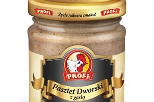 Profi rozszerza portfolio marki Pasztety Dworskie