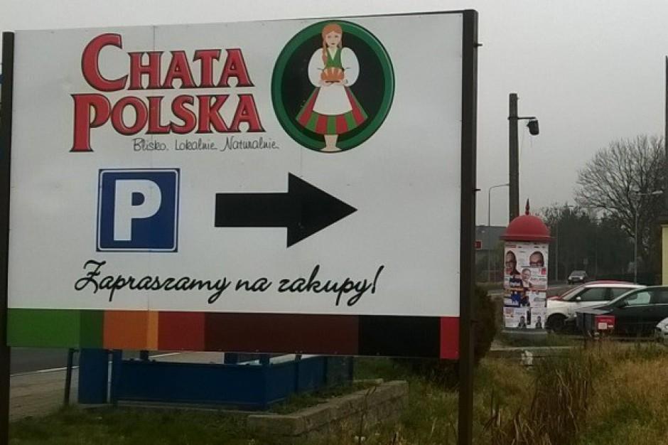 Chata Polska coraz bliżej 200 sklepów