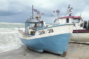 Polska porozumiała się z Rosją ws. połowów na wodach Zalewu Wiślanego