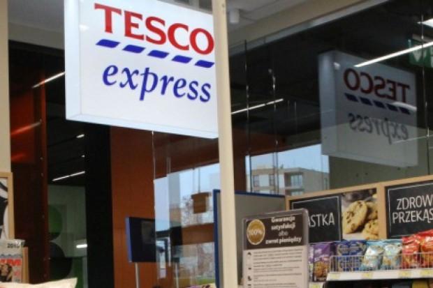 Tesco Express otwiera sklep convenience w biurowcu - zdjęcia