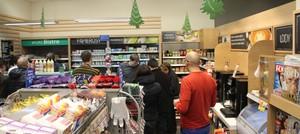 Zdjęcie numer 4 - galeria: Tesco Express otwiera sklep convenience w biurowcu - zdjęcia