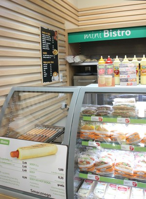Zdjęcie numer 3 - galeria: Tesco Express otwiera sklep convenience w biurowcu - zdjęcia