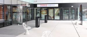 Zdjęcie numer 2 - galeria: Tesco Express otwiera sklep convenience w biurowcu - zdjęcia