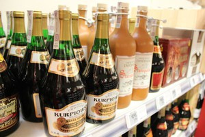 Miody pitne pozostają alkoholem niszowym