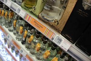 Sprzedaż napojów spirytusowych systematycznie spada