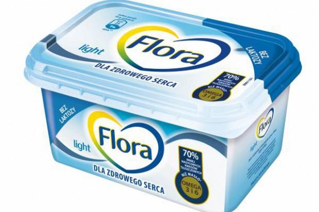 Unilever wprowadza na rynek margarynę Flora bez laktozy