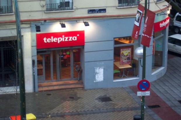 Telepizza przyspiesza tempo rozwoju