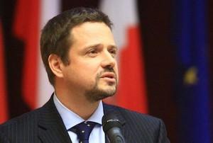 Minister Trzaskowski: Polska jest przeciwna zmiękczaniu sankcji wobec Rosji