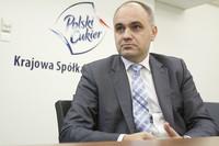 Marek Dereziński, prezes Krajowej Spółki Cukrowej - przeczytaj pełny wywiad