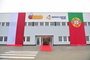 Biedronka uruchomiła nowe centrum dystrybucyjne dla aglomeracji warszawskiej