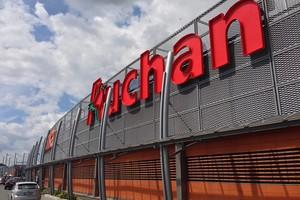 Auchan zakończy rebranding hipermarketów Real w 2015 r.