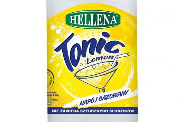 Hellena wprowadziła Tonic Lemon