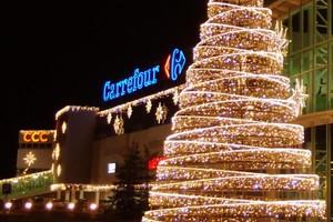 Carrefour inwestuje w centa handlowe