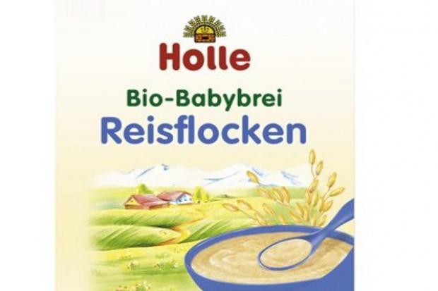 GIS: Pprodukty dla dzieci marki Holle i Lebenswert wycofane z rynku