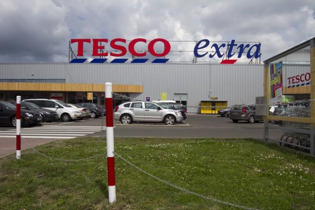 Tesco notuje w Polsce spadek sprzedaży LfL