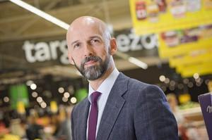 Prezes Carrefour Polska: Będziemy wzmacniać pozycję na rynku supermarketów