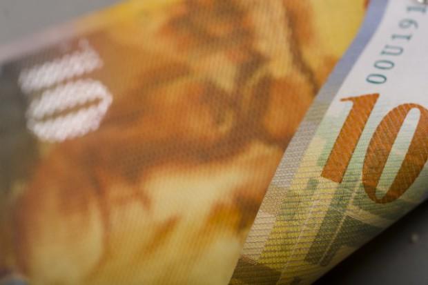 Po decyzji SNB frank bije rekordy