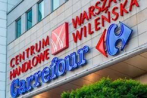 Carrefour zwiększył sprzedaż LfL w Polsce