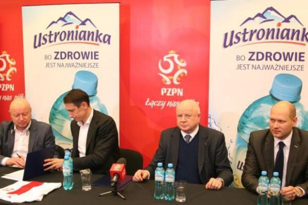 Ustronianka została Oficjalnym Sponsorem Piłkarskiej Reprezentacji Polski