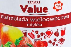 Tesco rozpoczęło promocję marki Tesco Value