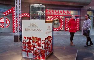 Zdjęcie numer 2 - galeria: Rossmann ma 1000 sklepów w Polsce - zdjęcia