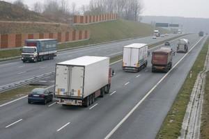 Usługi transportowe mogą być droższe - mimo spadku cen paliw