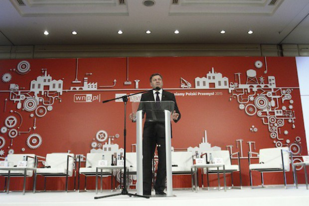 Janusz Piechociński: Potrzebujemy europejskiej polityki, która służy gospodarce