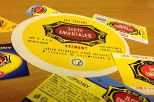 Kolekcjoner zbiera etykiety Sertopu od 35 lat