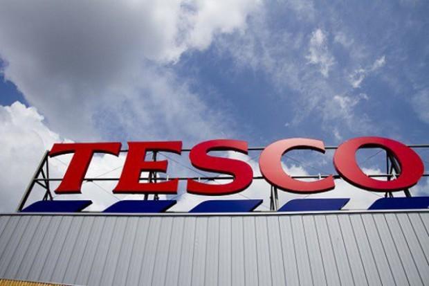 Tesco z pierwszym od roku wzrostem sprzedaży w Wielkiej Brytanii