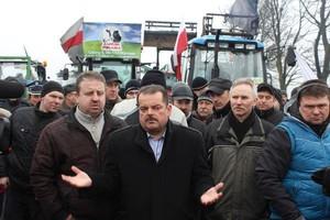 """Protestujący rolnicy nie chcą """"paraliżować"""" stolicy"""
