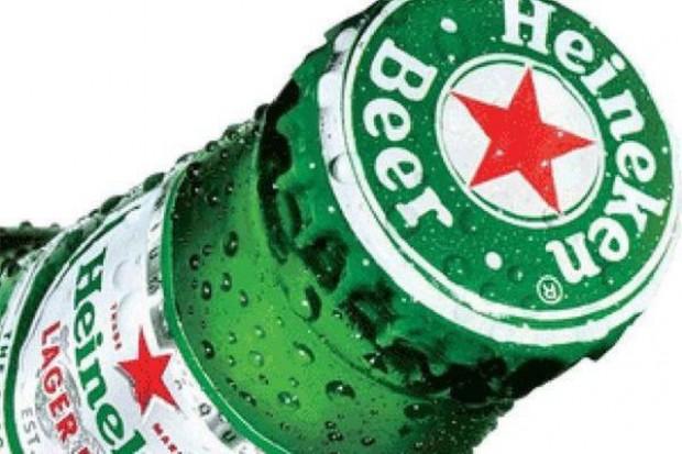 Grupa Heineken zanotowała minimalny wzrost przychodów w 2014 r.