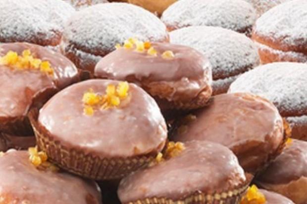 Przeciętna piekarnia sprzeda dziś 30 tys. pączków