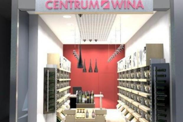 Grupa Ambra przestaje na razie rozwijać sieć sklepów Centrum Wina