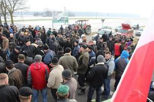 Polscy sadownicy solidaryzują się z rolnikami