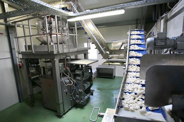 Pierogi - jak podwoić  wydajność produkcji?