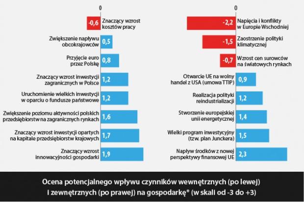 Polska gospodarka 2020: atuty, wyzwania, słabości - nasz sondaż wśród ludzi biznesu