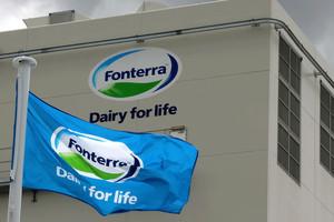 Fonterra otworzyła pierwszą fabrykę w Europie