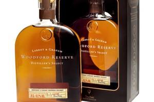Bourbon Woodford Reserve nagrodzony w międzynarodowym konkursie