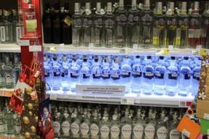 Producenci wódki wciąż odczuwają skutki podwyżki akcyzy