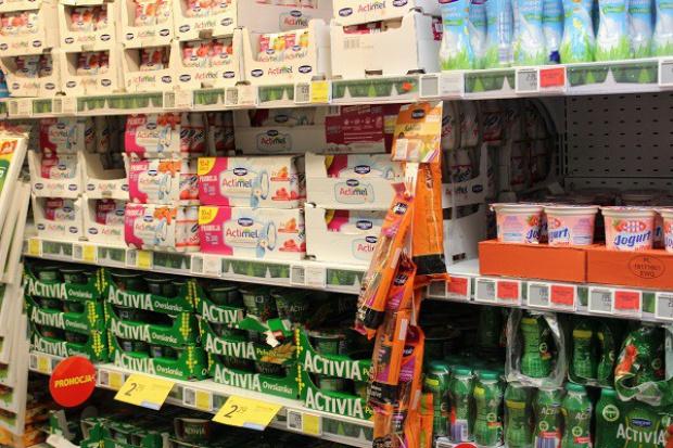 Sprzedaż produktów mleczarskich może wzrosnąć dzięki klastrom