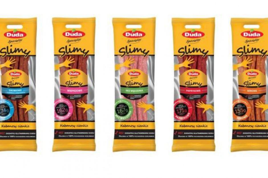 Slimy - nowe kabanosy na rynku