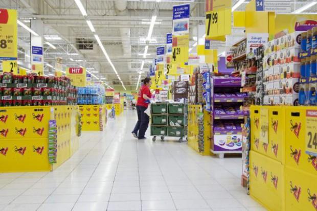 Spada rentowność dużych sieci handlowych w Polsce