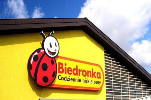Biedronka zwiększa udziały w polskim rynku